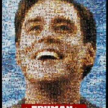 Truman Show The Movie poster Metal Sign Wall Art 8in x 12in