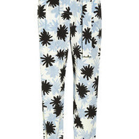 Diane von Furstenberg Printed silk pants – 58% at THE OUTNET.COM