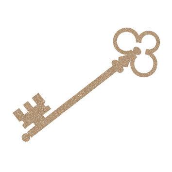 Key Decal