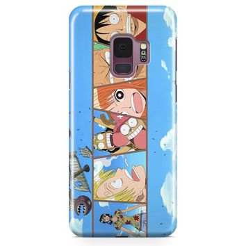 One Piece Luffy New World Samsung Galaxy S9 Plus Case | Casefantasy