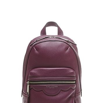 Haze Leather Backpack - Marc Jacobs