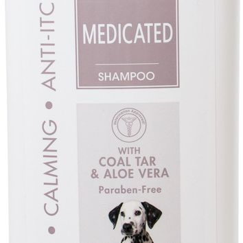 8 in 1 Perfect Coat Medicated  Dog Shampoo