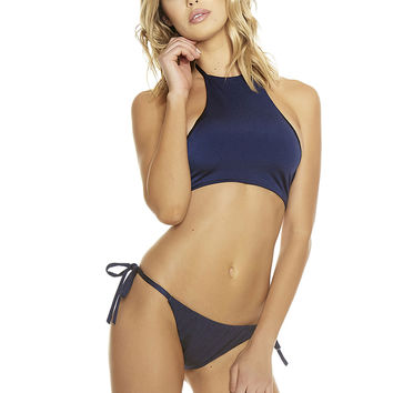 High Neck Bikini Set |Sassy Swimwear