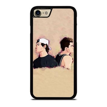 DOLAN TWINS ART iPhone 7 Case Cover