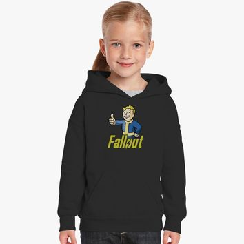 Bethesda Fallout Kids Hoodie