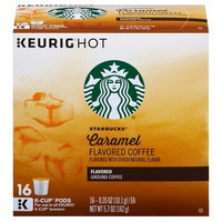 Starbucks Carmel Coffee K-Cup pods 16ct