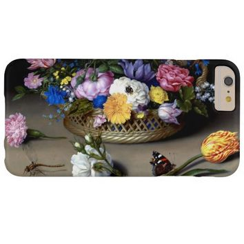 Flower Still Life Classic Painting iPhone 6+ Case