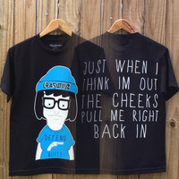 Tina Defend Butts Tee