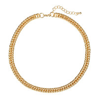 H&M - Short Necklace - Gold - Ladies