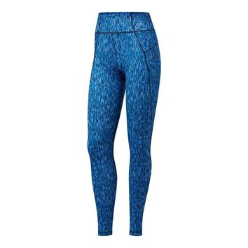 adidas Women's Training Performer Print High Rise 3/4 Tights