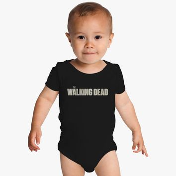 The Walking Dead Baby Onesuits