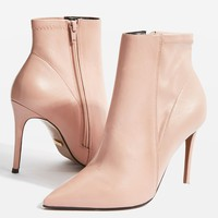 Hoochie Leather Boots - Shop All Shoes - Shoes