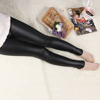 Sexy Beauty Women's Leggings Black High Stretched Fitness Clothing Ballet Dancing Pant