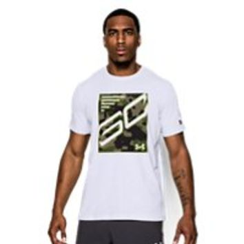 Under Armour Men's SC30 Stephen Curry Camo Patch T-Shirt