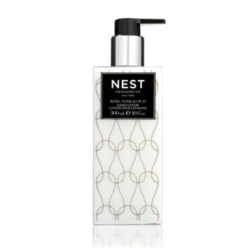 Rose Noir & Oud Hand Lotion by Nest