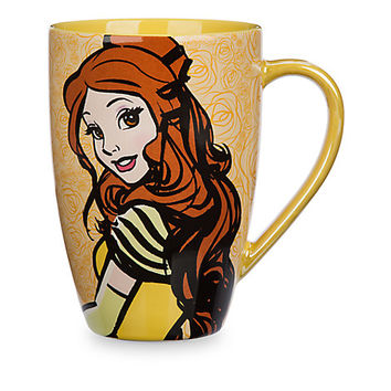 Belle Fashion Mug | Disney Store