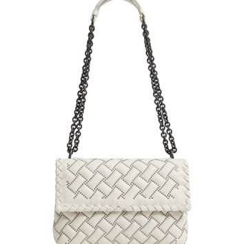 Bottega Veneta Small Olympia Studded Leather Shoulder Bag | Nordstrom