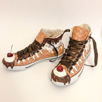 The Original Ice Cream Sundae Converse