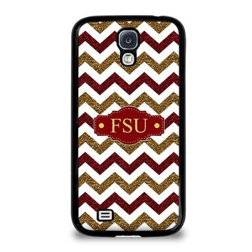 FLORIDA STATE FSU FOOTBALL Samsung Galaxy S4 Case Cover