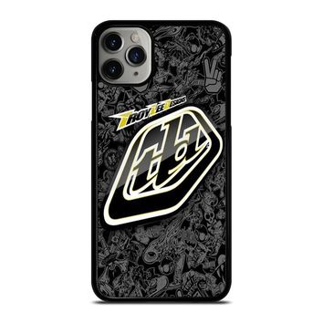 TROY LEE DESIGN LOGO NEW iPhone Case Cover