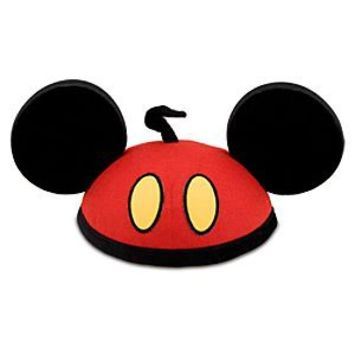Personalizable Red Pants Mickey Mouse Ear Hat | Disney Store