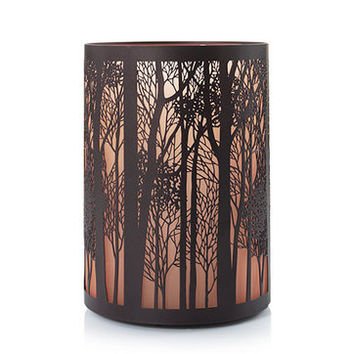 Twilight Silhouttes : Jar Candle Holder : Yankee Candle
