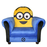 Despicable Me Minion Icon Chair