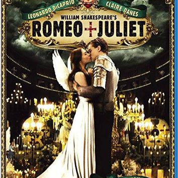 Leonardo DiCaprio & Claire Danes & Baz Luhrmann-William Shakespeare's Romeo + Juliet