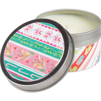 Madison Park candle - Katie Daisy Sugar Plum