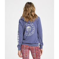 SUNDREAM ZIP UP HOODIE