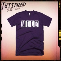 MILF.  for the freaks...custom work done for you...your ideas, our help, sick clothes...we'll print anything: reach out to us.