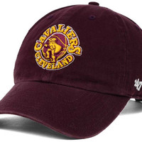 Cleveland Cavaliers NBA Hardwood Classics '47 Clean Up Cap