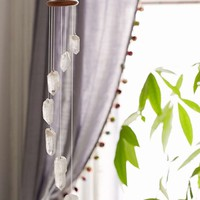 Crystal Quartz Wind Chime