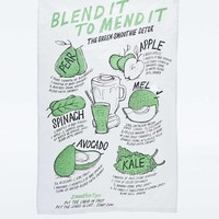 Smoothie Tea Towel - Urban Outfitters
