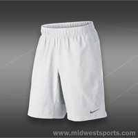 nike mens tennis short, Nike Gladiator 10 Inch Short 546511-100, Midwest Sports