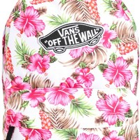 Vans Realm Hawaiian Natural Backpack