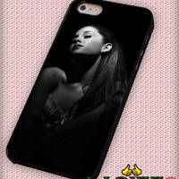 "Ariana Grande for iPhone 4/4s, iPhone 5/5S/5C/6/6+, Samsung S3/S4/S5 Case ""005"""