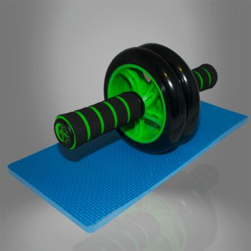 DNA Abs Wheel with Knee Pad