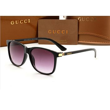 Stylish Womens GUCCI Sunglass Summer