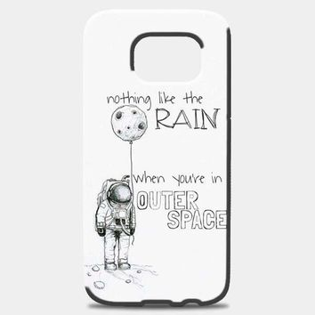 5SOS Outer Space Samsung Galaxy S7 Case