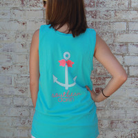 Southern' Darlin' Anchor Tank