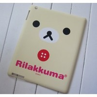 cutie Korilakkuma Ipad 2 hard case