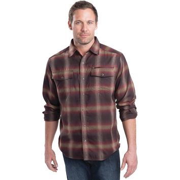 Woolrich Day Tripper Long Sleeve Shirt - Men's