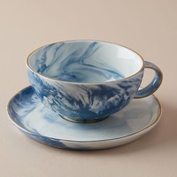 Strata Cup & Saucer