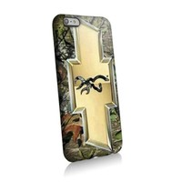 Camo Chevrolet Logo for Iphone and Samsung (iphone 6)
