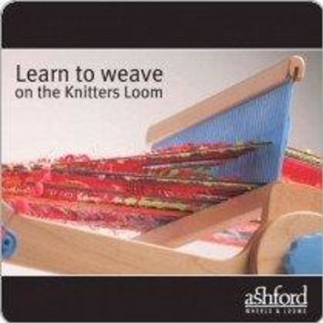 Ashford Learn To Weave & Spin Booklets