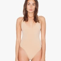 Cotton Spandex Tank Bodysuit | American Apparel