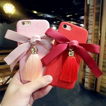 Tassels Soft Case