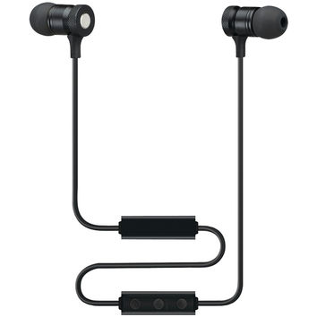 Sound Aura Bluetooth Magnetic Earbuds With Microphone