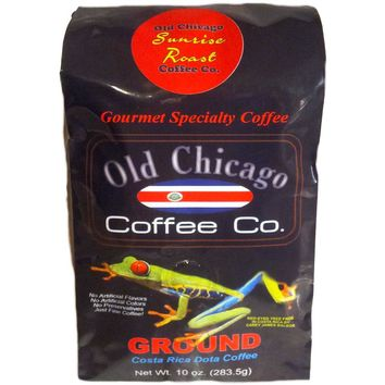 "Dota ""Sunrise Roast"" Light Roast Ground Coffee by Old Chicago Coffee Co"
